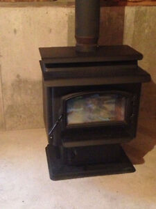 Wood Stove - Brand New
