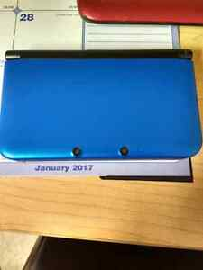 Blue Retail Display 3DS