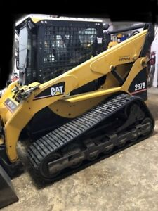 Multi Terrain Cat Skid Steer