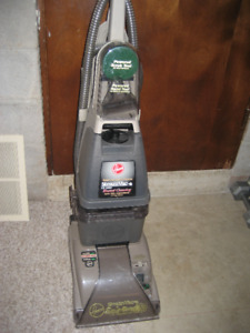 Hoover carpet steam cleaner