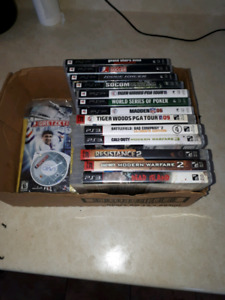 Sony PlayStation and psp games
