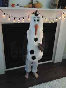 Costume d'Halloween OLAF 3t-4t