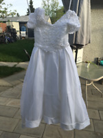 WEDDING DRESS-DRY-CLEANED AND READY FOR YOU