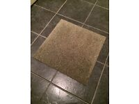 Carpet Tiles - Used - approx 60 pieces