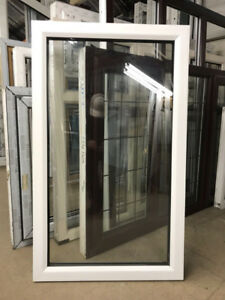 Looking for double pane glass or thick glass window/door