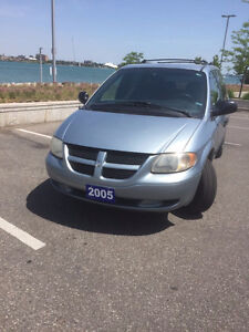 LEASE TO OWN IN 2 YEARS 2005 Dodge Caravan DVD $268.39+hst/month