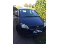 Ford c max 04 , 5 months mot