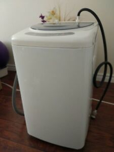 New Haier 1.0 cu.ft portable washer