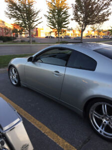 2004 Infiniti G35 Coupe, Cert / etested- payments maybe... Boat