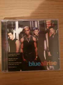 Blue All Rise CD Album