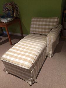 IKEA Ektorp Chaise Chair Couch