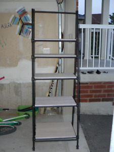 Cole and Grey Ladder Bookcase (from Wayfair)