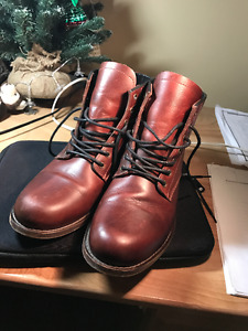 ALDO Laudias Brown Boots - $50 Like New Condition