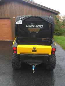 BRP Bombardier 2014 Can-Am Commander Max XT 4 seat Side by side St. John's Newfoundland image 4