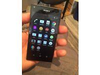 Sony Xperia z5 compact grey unlocked