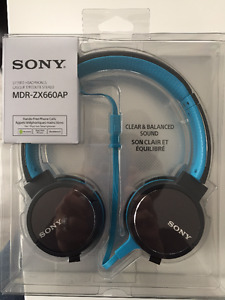 BRAND NEW Sony MDR-ZX660AP