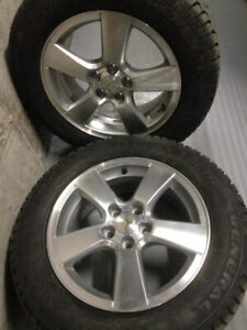 Tires/Mags