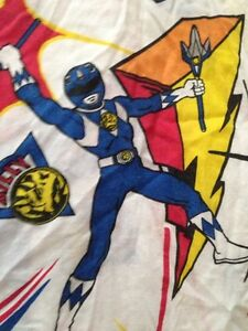 1996 power rangers bed sheet Gatineau Ottawa / Gatineau Area image 3