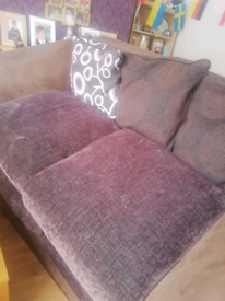 Free couches 3 and 2 seater