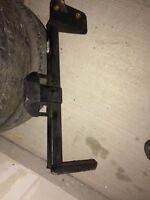 Mk4 Jetta Reese trailer hitch and ball