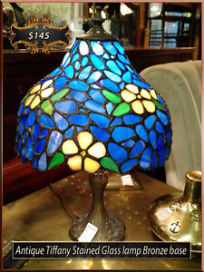 Antique Chandeliers   Stained Glass   Table   Floor   Wall lamps
