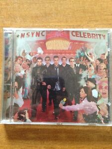 For Sale: *NSYNC - Celebrity CD