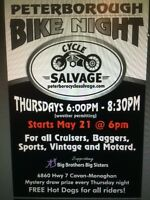 BIKE NIGHT PETERBOROUGH! EVERY THURSDAY NIGHT!