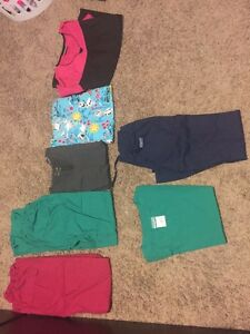 XS and XXS scrubs for sale