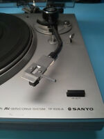 Table Tournante Sanyo TP 1005A Turntable (1988)