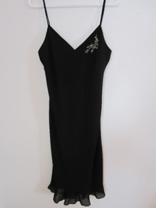 Black Rampage Evening Dress-MINT COND-Size 10