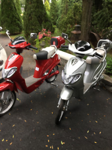 SCOOTER  A VENDRE