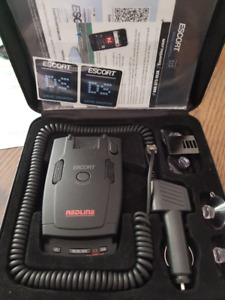 Redline Radar Detector by Escort