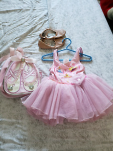 Ballet outfit for 3-5 year old