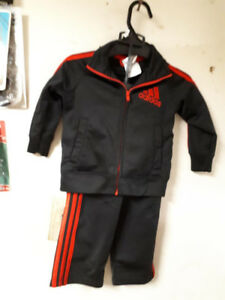 12 mths. Adidas outfit
