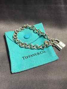 Tiffany bracelet and ring