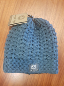 Wool beanie - new with tags