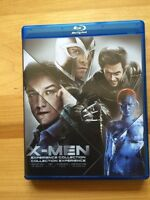 X-Men Experience Collection (4 Movie Blu-ray Set)