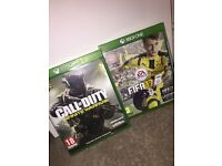 FIFA 17 + COD Infinite Warfare