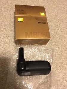 Nikon MB-D80 battery pack D90/D80