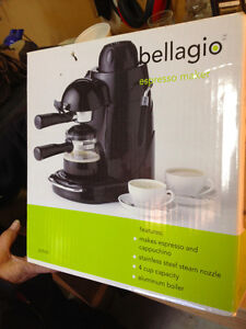 Bellagio expresso maker
