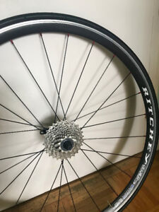 Ritchey PRO Wheelset, fully equipped and 105 Cassette