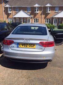 Audi A5 S line manual for sale £15000 Contract: Abdur Rashid Mobile: 07448310850