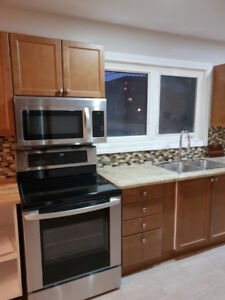Spacious Newly Renovated 3 bedroom house for Rent at 4 Corners