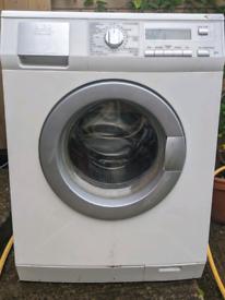 AEG Washer drier free