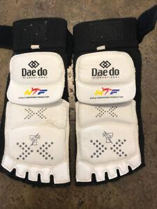 Taekwondo - Daedo Socks (260-265MM) L