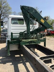 Knuckle Boom Kijiji Free Classifieds In Ontario Find A