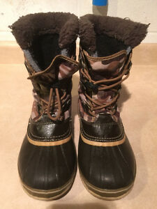 Women's Sorel Waterproof Winter Boots Size 7 London Ontario image 2