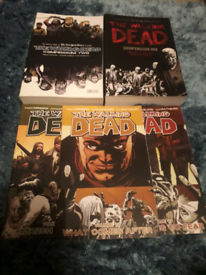 Walking dead comics