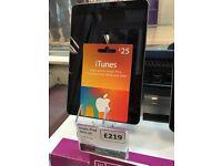 Apple iPad mini v3 16gb with warranty