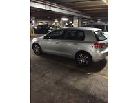Golf TDI SE, long mot, 70+mpg